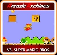 Arcade Archives: VS. Super Mario Bros. Box Art