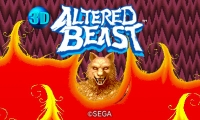 3D Altered Beast Box Art