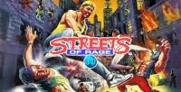 3D Streets of Rage Box Art