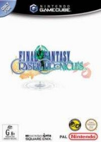 Final Fantasy Crystal Chronicles Box Art