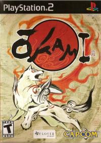 Ōkami Box Art