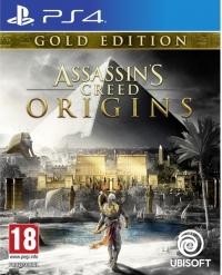 Assassin's Creed Origins - Gold Edition Box Art