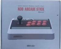8BitDo N30 Arcade Stick Box Art
