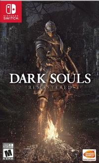 Dark Souls: Remastered Box Art