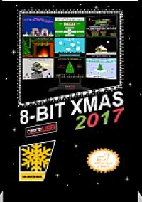 8-Bit Xmas 2017 Box Art