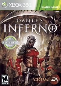 Dante's Inferno - Platinum Hits Box Art