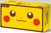 New Nintendo 2DS XL - Pikachu Edition [NA] Box Art