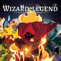 Wizard of Legend Box Art
