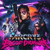 Far Cry 3 Blood Dragon Box Art