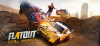FlatOut 4: Total Insanity Box Art