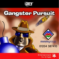 Gangster Pursuit Box Art