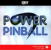 Power Pinball Box Art