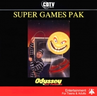 Super Games Pak Box Art
