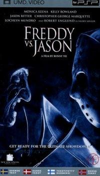 Freddy vs. Jason [SE][DK][FI][NO] Box Art