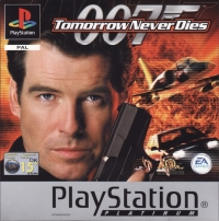 007: Tomorrow Never Dies - Platinum [SE][FI][NO][DK] Box Art