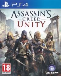 Assassin's Creed Unity [NL] Box Art