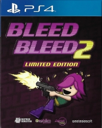 Bleed / Bleed 2 - Limited Edition Box Art