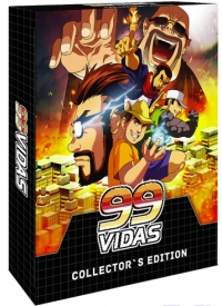 99Vidas - Collector's Edition Box Art