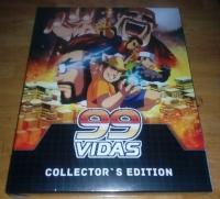 99Vidas - Collector's Edition Box Art