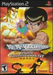 Yu Yu Hakusho: Dark Tournament Box Art