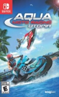 Aqua Moto Racing Utopia Box Art