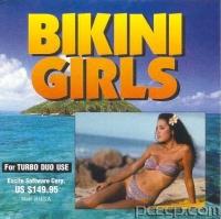 Bikini Girls Box Art