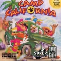 Camp California Box Art
