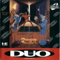 Dungeon Master: Theron's Quest Box Art