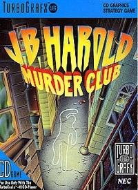J. B. Harold Murder Club Box Art