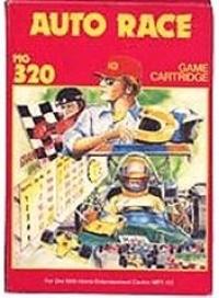 Auto Race Box Art