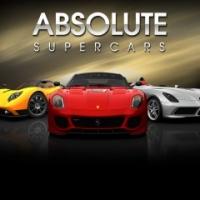Absolute Supercars Box Art
