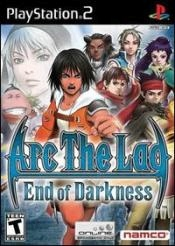 Arc the Lad: End of Darkness Box Art