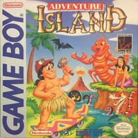 Adventure Island (Hudson Soft) Box Art