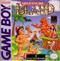 Adventure Island (Electro Brain) Box Art