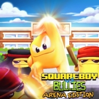 Squareboy vs Bullies: Arena Edition Box Art