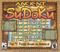 Ancient Sudoku Box Art
