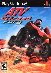 ATV Offroad Fury Box Art