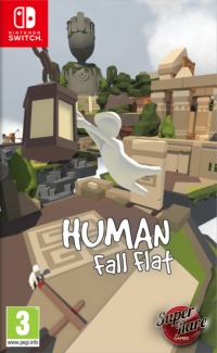 Human Fall Flat Box Art