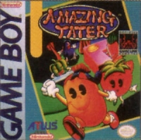 Amazing Tater Box Art