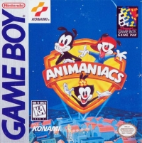 Animaniacs Box Art