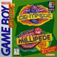 Arcade Classics #2: Centipede & Millipede Box Art