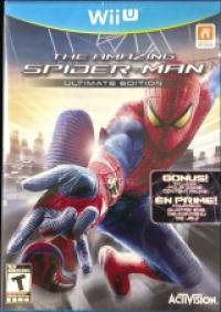 Amazing Spider-Man, The - Ultimate Edition [CA] Box Art