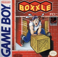 Boxxle Box Art