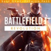 Battlefield 1 Revolution - Base Game Premium Pass Box Art