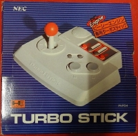 NEC Turbo Stick Box Art