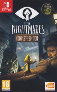 Little Nightmares: Complete Edition [UK] Box Art