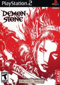 Forgotten Realms: Demon Stone Box Art