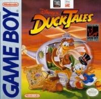 Disney's DuckTales (THQ) Box Art