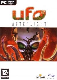 UFO: Afterlight  [FI][SE] Box Art