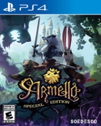 Armello - Special Edition Box Art